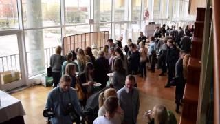 Mingel på Bröllopsmässan i Göteborg
