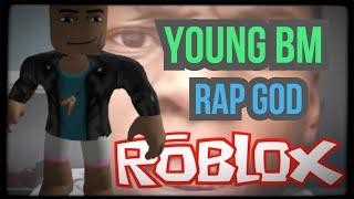 MAKING YOUNG BM A ROBLOX ACCOUNT - Rap-Schlachten