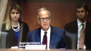 Sen. Jerry Moran's (R-KS) inquiry on NCI's Pediatric MATCH Trial