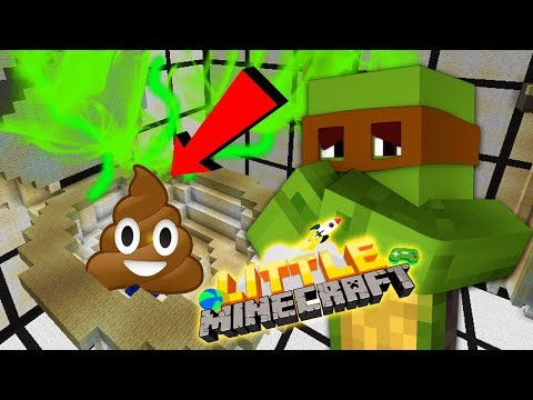 LEAVING THE BEDROOM! - Little Minecraft Series #5