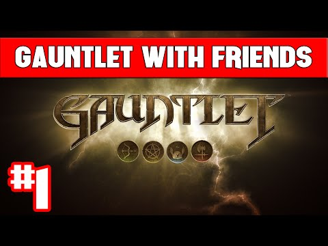 Let's Play: Gauntlet w/ MathasGames & Northernlion - EP 1 [American Eagle]