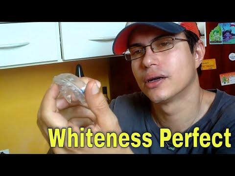 Clareamento Caseiro Com Whiteness Perfect Youtube