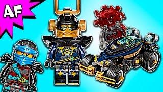 Lego Ninjago SAMURAI VXL 70625 Speed Build
