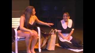 """""""El Delantal Blanco""""  by Sergio Vodanovic (UHD One Act Spanish Play)"""