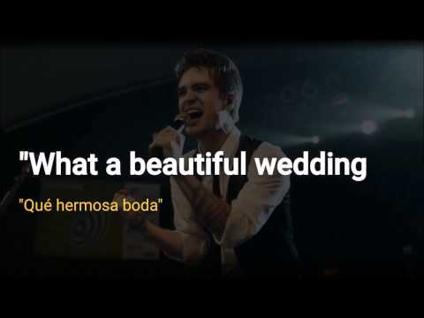 Panic! at the Disco - I Write Sins Not Tragedies with lyrics english SUB