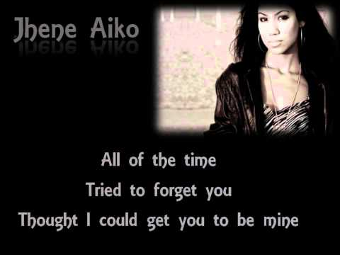 Jhene Aiko- My Mine (Lyrics On Screen)