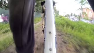 Немного из моих вело прогулок. GoPro