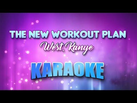 West, Kanye - The New Workout Plan (Karaoke version with Lyrics)