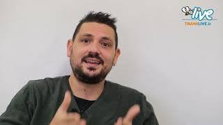 """""""Butto il veleno"""", gli sketch comici del tranese Marco Colonna"""