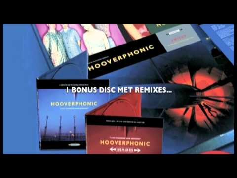"Hooverphonic ""A New Stereophonic Sound Spectacular"" Deluxe Box Set (Short)"