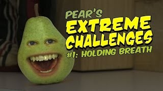 Pear's Extreme Challenge #1: Holding Breath
