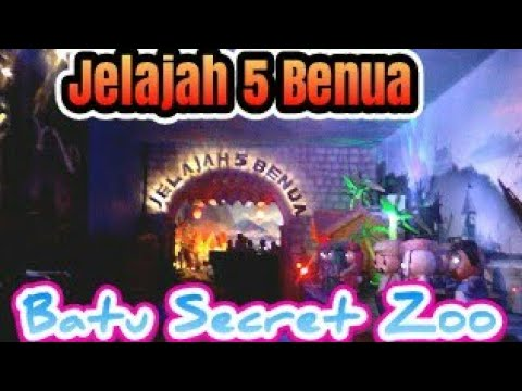 [jatim-park-2]-jelajah-5-benua-batu-secret-zoo-|-explore-5-continents