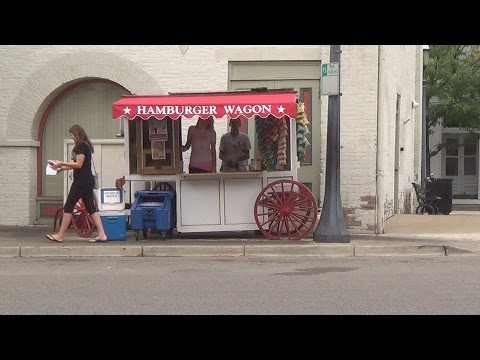 The  Hamburger Wagon In Miamisburg (100+ Years Old)