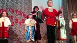 Фольклорный ансамбль «Солнышко» пгт. Максатиха
