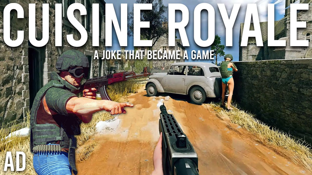 Cuisine Royale   A Joke that became a game.