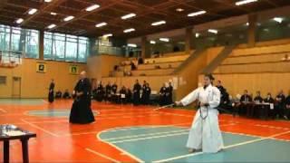 1st Russian Open Iaido Tournament, Individual Shodan, Semifinal