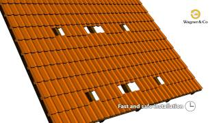 Euro Tric A On-roof And Tric F Free Standing Solar Mounting Systems