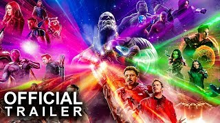 Avengers 4 OFFICIAL TRAILER RELEASE DATE And TITLE CONFIRMED OMG!