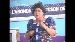 TEMOIGNAGE GRACE KALANGA (Ex femme de Mo...