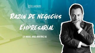 Cadefi   Razón de negocios Empresarial   21 de junio