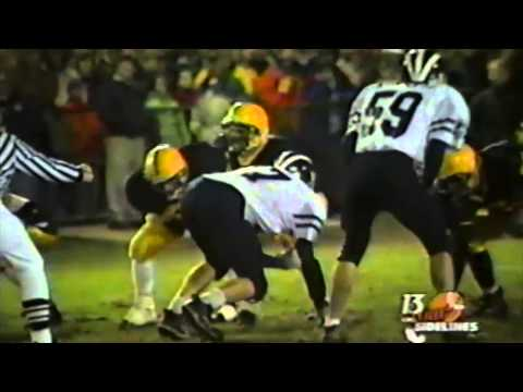 2001 Fruitort Football - WZZM 13 On Your Sidelines