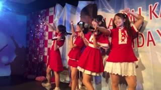 2017/07/16 片瀬成美生誕祭/ WALLOP 1.ペンギン人間2.We are notall 3....