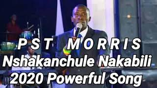 PST MORRIS KALINDULA 2020 - NSHAKACHULE NAKABILI (Official Audio) ZAMBIAN GOSPEL MUSIC LATEST 2020