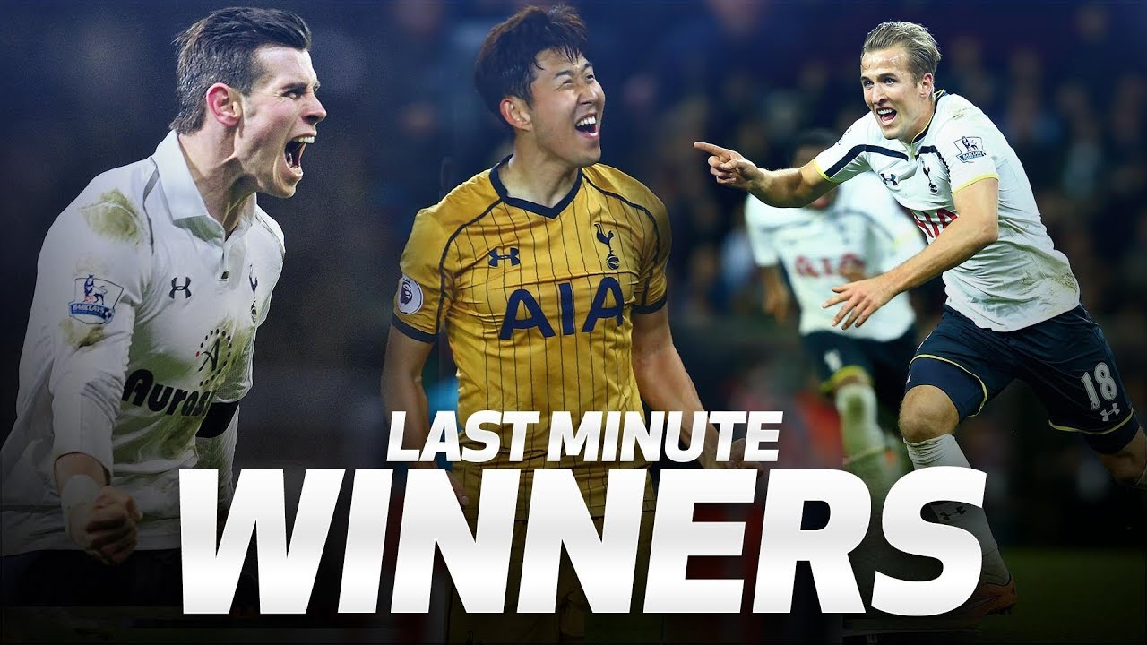 Download SPURS' MOST DRAMATIC INJURY-TIME WINNERS | ft. Harry Kane, Gareth Bale and Heung-min Son!