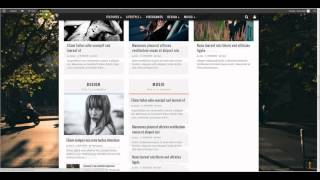 Drag And Drop Homepage Builder Wordpress - Valenti Premium Magazine Theme