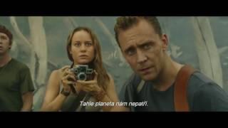 Kong  Ostrov lebek - Comic Con trailer CZ