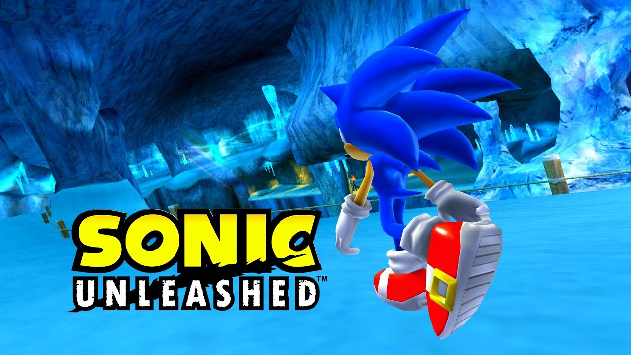 Sonic Unleashed Wii Cool Edge Day Full Hd 1080p Youtube