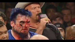 10 Wrestling Matches That Turned Into Real Fights