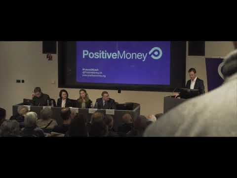 The Future of Cash (Positive Money report launch, 20th March 2018)
