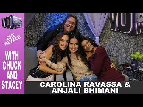 Carolina Ravassa & Anjali Bhimani PT1   Voice of Sombra & Symmetra in Overwatch Video Game