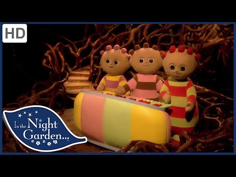 In the Night Garden 410 - Where are the Wottingers?   Cartoons for Kids