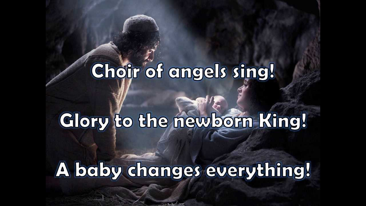 Faith Hill-A Baby Changes Everything (Lyrics) - YouTube
