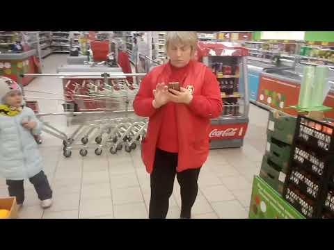 Плесень в Пятерочке г. Мелеуз 23.03.2019