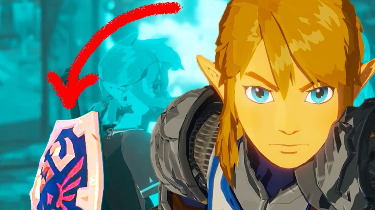 Hyrule Warriors Age Of Calamity Things You Probably Missed Youtube