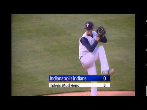 7 K's for Mud Hens' Robbie Ray guides Toledo past Indy