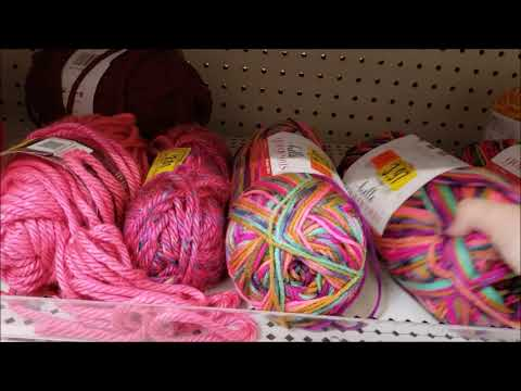 Trip To Walmart | Yarn Shopping Video | Bag O Day Crochet