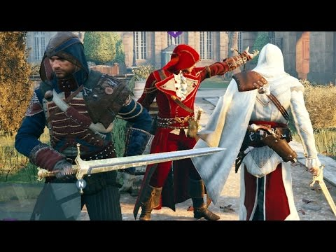 Assassin's Creed Unity Co Op With Subscribers Ultra GTX 970