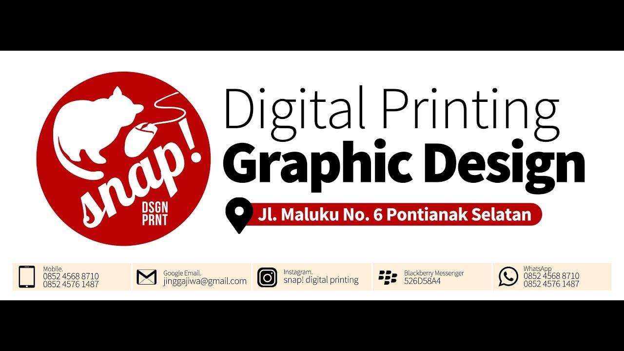 Snap! Digital Printing & Graphic Design Company Profile