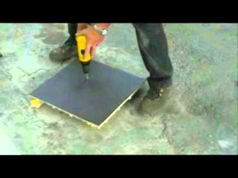 Srb Ct Kappax New Removable Tiles And Floor Insulation Youtube