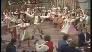 Smetana: Prodaná nevěsta/ Bartered Bride - Furiant (czech dance - Balett)