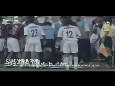 Jalkapalloilijat Kuolemat Pellolla • Jalkapallo Surullinen Hetket