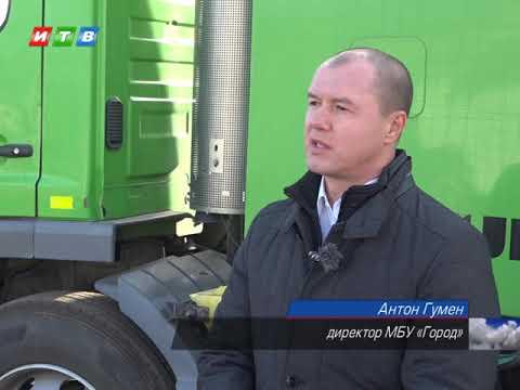 ТРК ИТВ: На улицах Симферополя обновили дорожную разметку