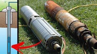 Secrets Inside Your Well Pump. How Does A Deep Well Pump Work? FarmCraft101