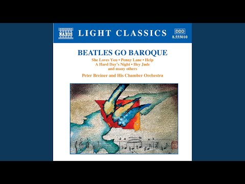 Beatles Concerto Grosso No. 2 (In The Style Of Vivaldi) : IV. Paperback Writer