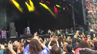 Billy Idol: Rebel Yell (Download Festival) 2015