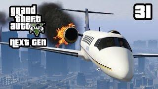 GTA 5 Next Gen Walkthrough Part 31 - Xbox One / PS4 - CAIDA LIBRE - Grand Theft Auto 5